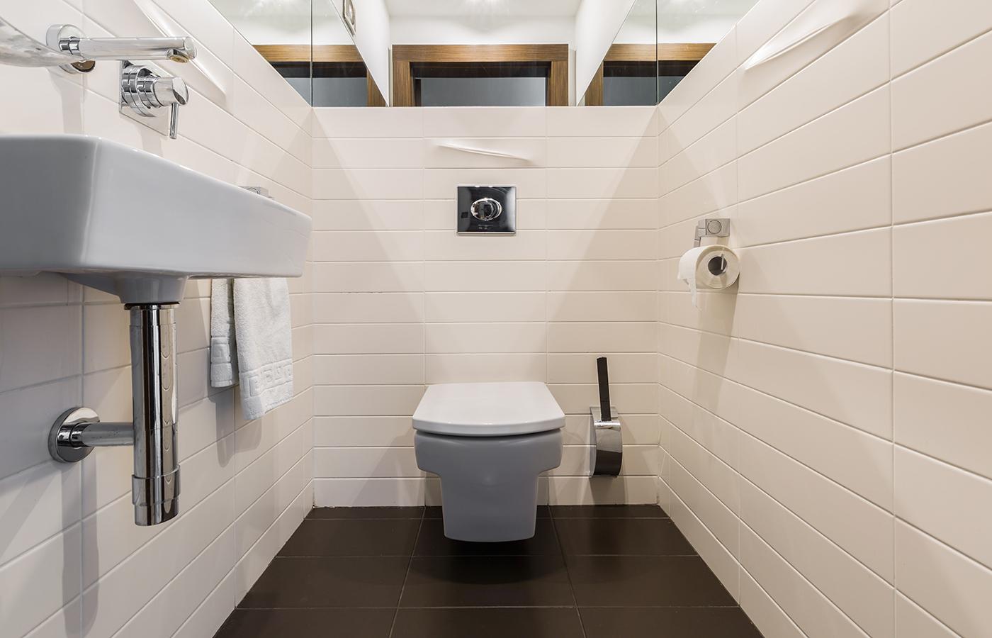 Aqua Access - Rushden - Downstairs WC