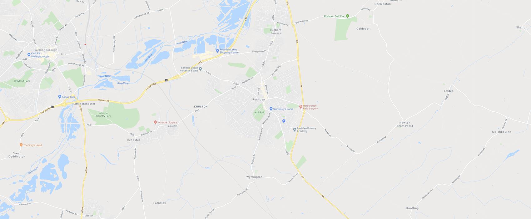 Aqua Access - Rushden, Northamptonshire
